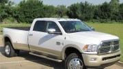 2011 Ram 3500 Laramie Longhorn: All Hat AND the Rodeo