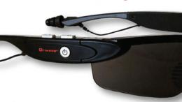 Summer Tech: Qi-wear by iharmonix Bluetooth Enabled Sunglasses