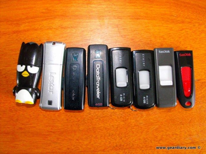 8GBSanDiskUltra-4