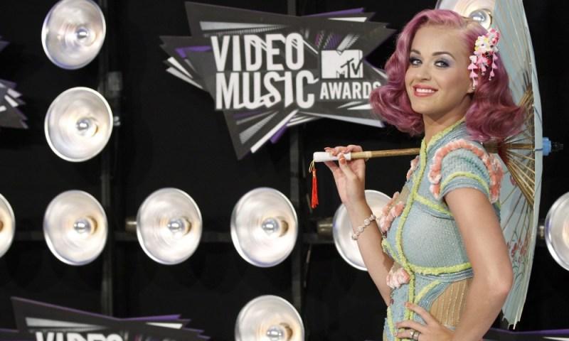VMA 2011 katy perry