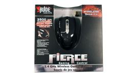 Gear Games Review: Rude GameWare Fierce 3500 Wireless Gaming Mouse