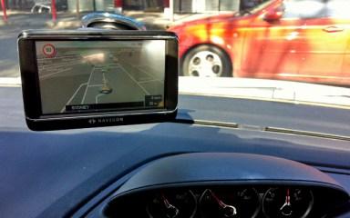 Satellite Navigation GPS Review: Navigon 40 Plus