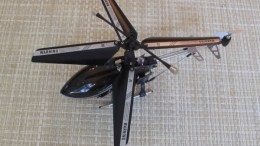 GearDiary iOS-Enabled Gear Review: iHelicopter Remote Controlled Helicopter