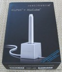 iPad and Tablet Accessory Review: AluPen and AluCube