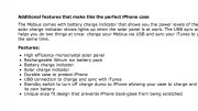Power Gear iPhone Gear Green Tech