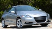 2011 Honda CR-Z Compact Sport Coupe Hybrid a Bit of a Surprise