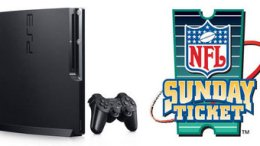 PlayStation 3 Video Service Review: DirecTV NFL Sunday Ticket - The Beginning