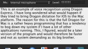 Voice Recognition Mac Software