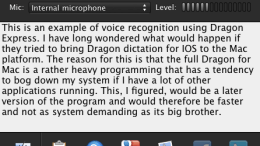 Nuance Releases Dragon Express; Just Don't Call It Dragon for Mac Light
