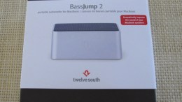 Twelve South Bass Jump 2 Portable Subwoofer for MacBook Review