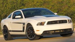 2012 Ford Mustang Boss 302 Is One Bad Pony Car