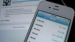 GearDiary iOS 5.0.1 Over-the-Air - How'd You Fare?