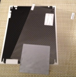 Review: BodyGuardz Armor Carbon Fiber for iPad 2 and iPhone 4S