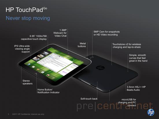 touchpad-go-specs