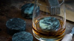 Look Cool While You Cool Your Cocktail with Whiskey Disks