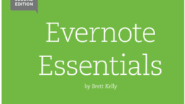 Evernote Essentials Extra: Car Parts