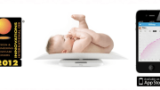 GearDiary Withings Introduces the World's First Internet Connected Baby and Toddler Scale