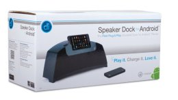 CES 2012: Digital Innovations Releases Universal Speaker Dock for Android