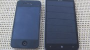 Comparing the iPhone 4s Hardware to the HTC Titan and Dipping into the Windows Phone User Interface