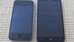 GearDiary Comparing the iPhone 4s Hardware to the HTC Titan and Dipping into the Windows Phone User Interface