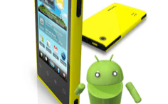 The World's First Ice Cream Sandwich Dual-SIM Smartphone Announced at MWC