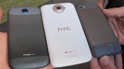 HTC One Line of Smartphones Hands-On in NYC