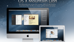 GearDiary OS X Mountain Lion; Yeah, It's a Big Deal