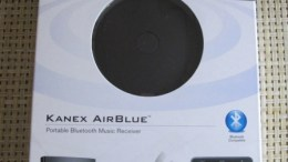 Kanex AirBlue Portable Bluetooth Music Receiver Review