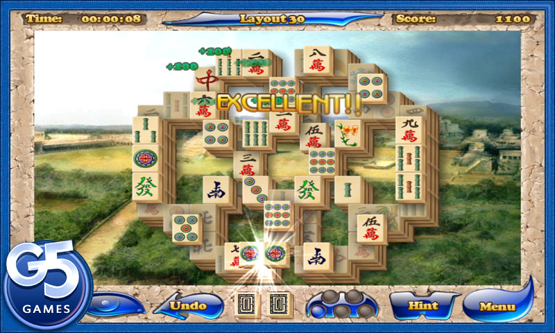 Mahjongg Artifacts for Kindle 1