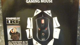 Raptor M3 DKT Gaming Mouse Offers High Precision at a Great Price