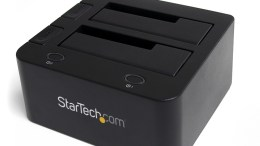 GearDiary StarTech's New USB 3.0 HDD Docking Station