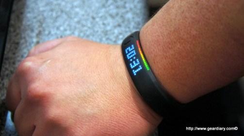 Fuelband - Wrist
