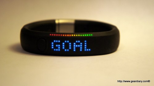 Fuelband - Goal 4