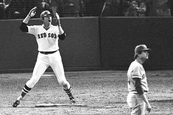 Fisk 1975 Home Run Fenway