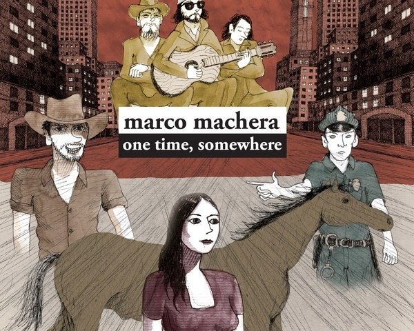 Marco Machera One Time Somewhere