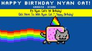Nyan Cat Gets an 'Adventure' for its First Birthday