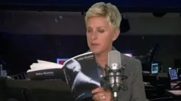 Ellen Reads from '50 Shades of Grey'