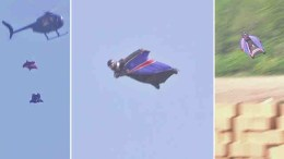 """Add """"Skydiving Without a Parachute"""" to the """"Don't Try This at Home"""" List!"""