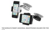 Kickstarter iPhone Gear Car Gear Android Gear