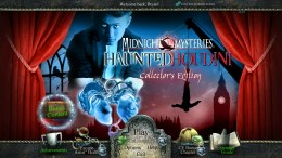Midnight Mysteries: Haunted Houdini Game Review
