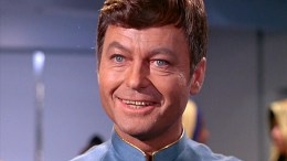 All the Things a Star Trek Doctor is NOT!