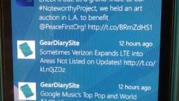 GearDiary Tweet It! for Windows Phone Now Free until Tomorrow Evening