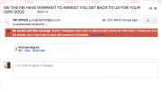 The FBI Serves Warrants Through Email Now?