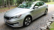 GearDiary 2012 Kia Optima Hybrid Review