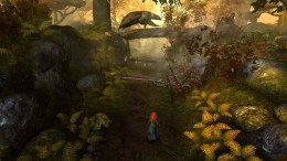 Brave: the Video Game Review on PlayStation 3