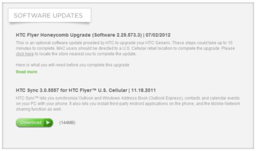 USC-HTC-Flyer-Honeycomb