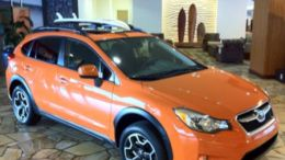 First Drive: 2013 Subaru XV Crosstrek