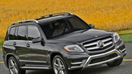 Das 2013 Mercedes-Benz GLK350 Gleiskreuzung ist Wunderbar