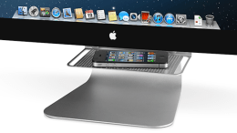 GearDiary Twelve South's BackPack Shelf for iMac and Apple Displays Gets Refresh and Redesign