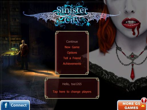 Sinister City Vampire Adventure HD for iPad Review  Sinister City Vampire Adventure HD for iPad Review  Sinister City Vampire Adventure HD for iPad Review  Sinister City Vampire Adventure HD for iPad Review  Sinister City Vampire Adventure HD for iPad Review  Sinister City Vampire Adventure HD for iPad Review